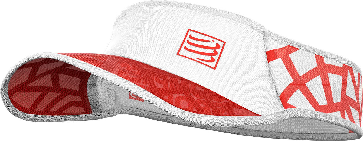 Viziera Compressport Spiderweb Ultralight Visor