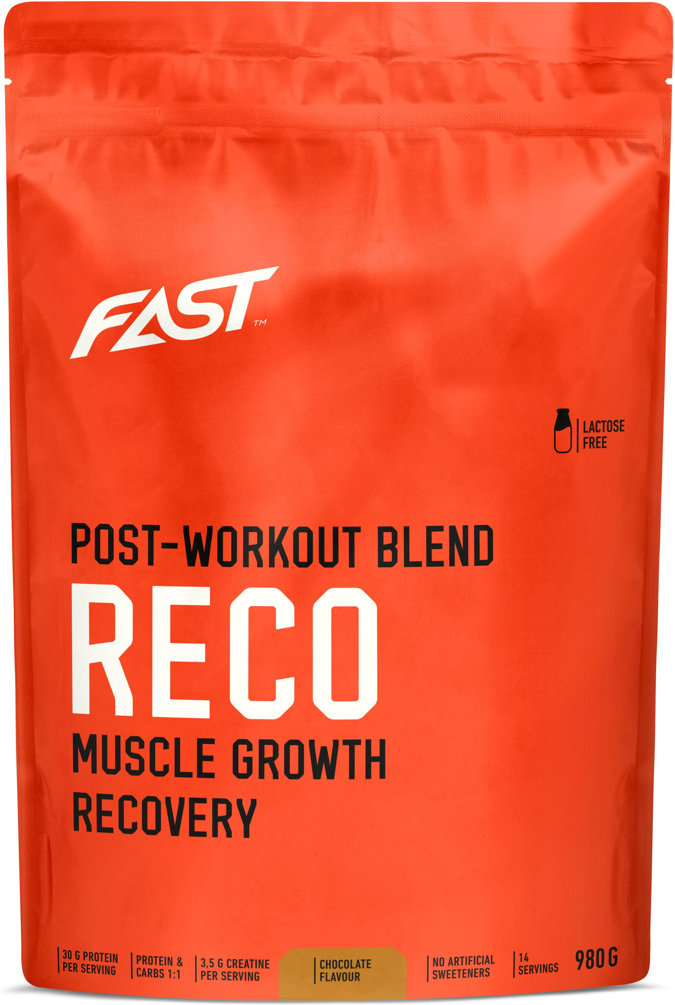 Bautura FAST FAST RECO CHOCOLATE 980g