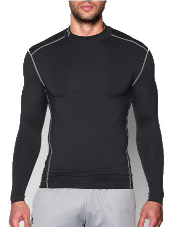 Tricou cu maneca lunga Under Armour UA CG ARMOUR MOCK