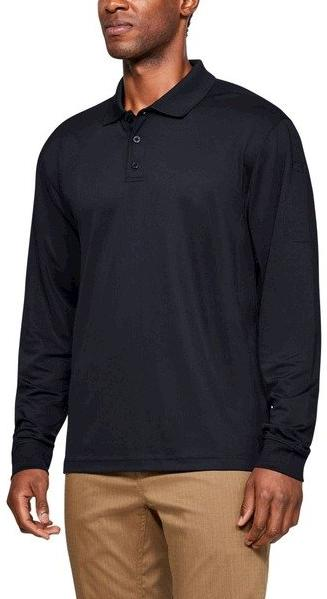 Tricou Polo Under Armour UA TAC PERFORMANCE POLO LS