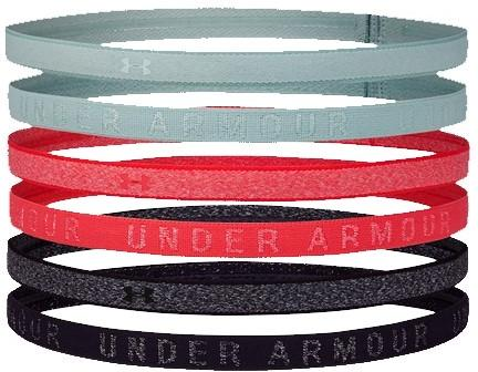 Bentita Under Armour UA Heather Mini Headband (6pk)
