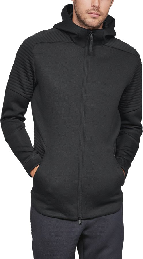 Hanorac cu gluga Under Armour UNSTOPPABLE MOVE FZ HOODIE