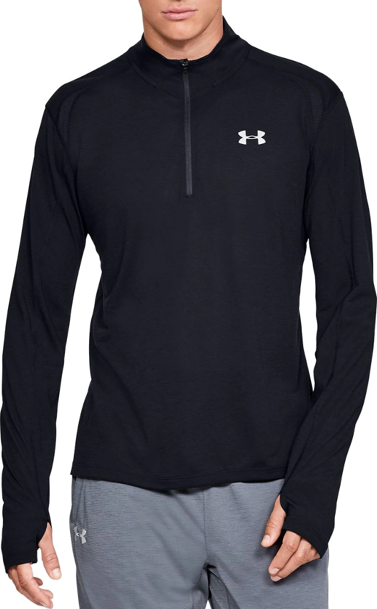 Tricou cu maneca lunga Under Armour UA STREAKER 2.0 HALF ZIP