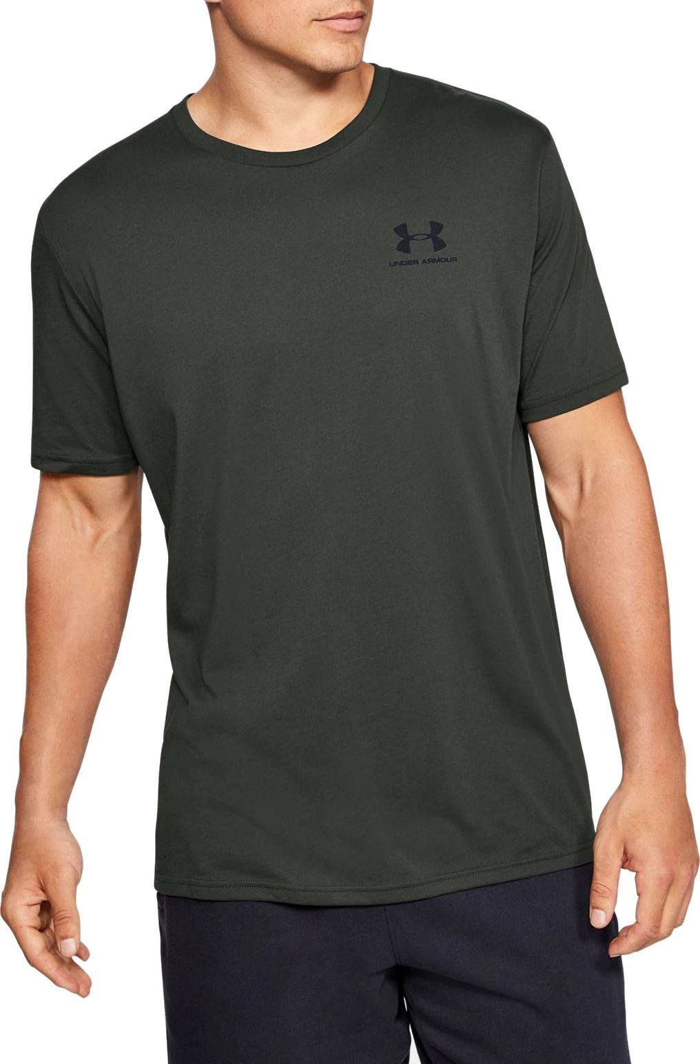 Tricou Under Armour UA SPORTSTYLE LC SS