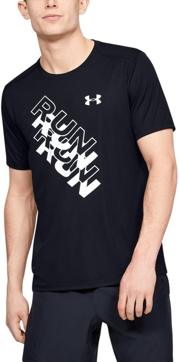Tricou Under Armour UA INTERNATIONAL RUN DAY GX TEE
