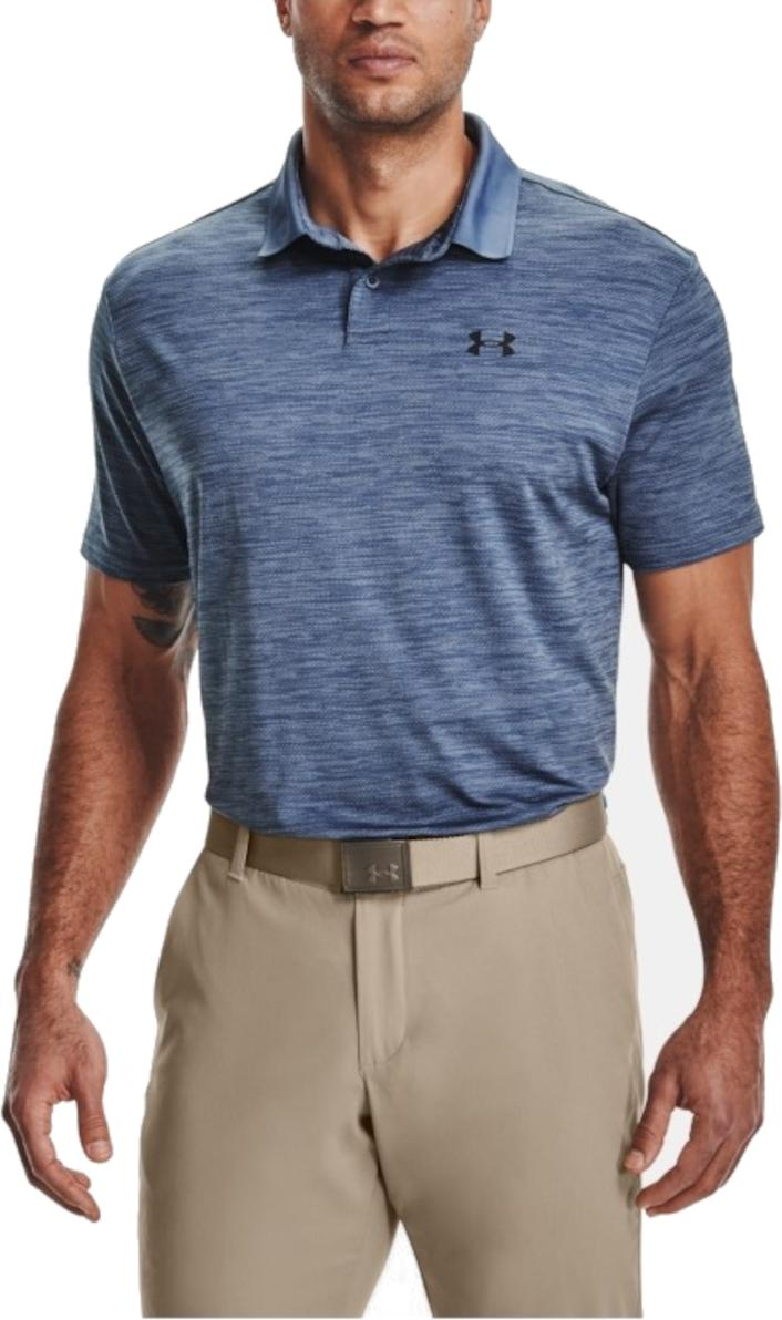 Tricou Polo Under Armour UA Performance Polo 2.0-BLU