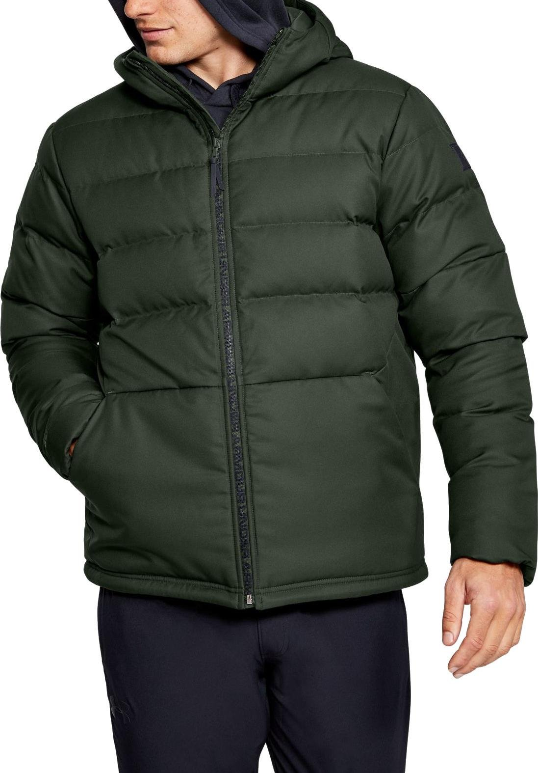 Jacheta cu gluga Under Armour UA Sportstyle Down Hooded Jacket