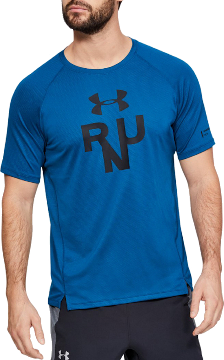 Tricou Under Armour UA QUALIFIER GLARE SS