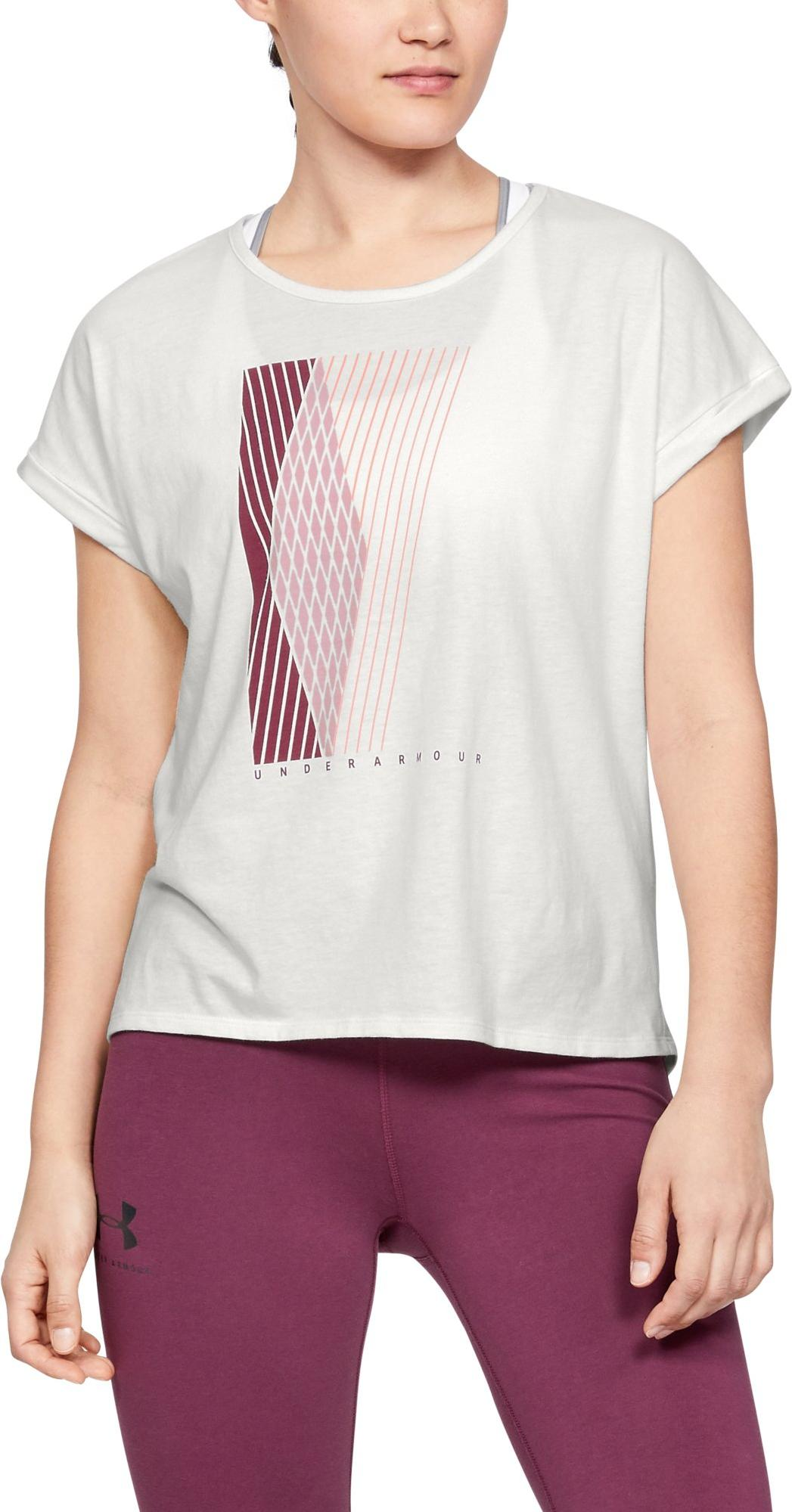 Tricou Under Armour GRAPHIC ENTWINED FASHION SSC