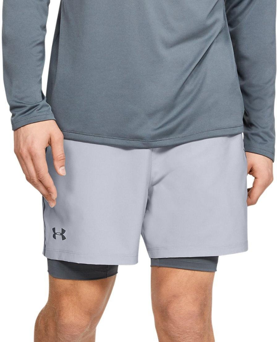 Sorturi Under Armour Qualifier 2-in-1 Short